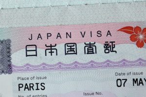 business visa Japan